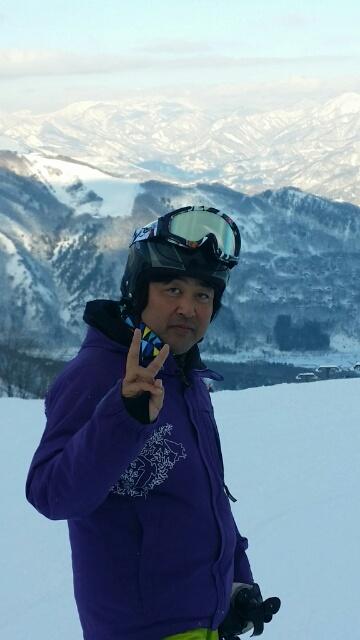 年末スキー
