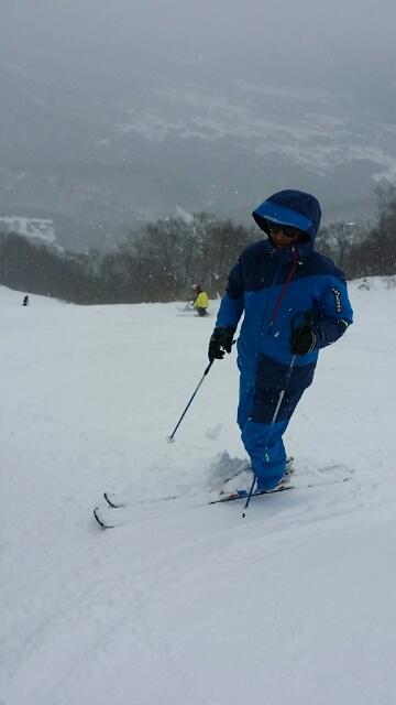 年越しスキー